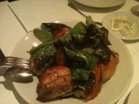 Zuni's roast chicken