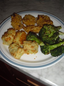 Healthy Oven-Fried Food
