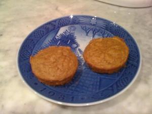 Healthy Squash Muffins